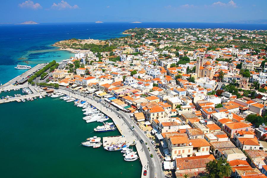 Circuite Grecia Pelerinaj La Sf Nectarie Din Insula Eghina