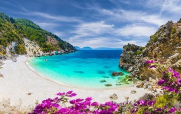 Lefkada - Paradisul salbatic al Greciei